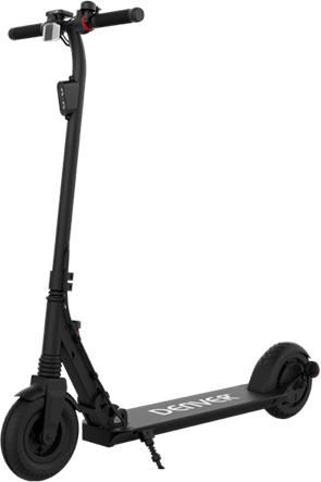 Denver Electric scooter w. alu frame & inflatable tyre - 250W motor SCO-80125 - eet01