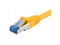 MicroConnect SFTP CAT6A 2M Yellow LSZH 10Gbit SFTP6A02Y - eet01