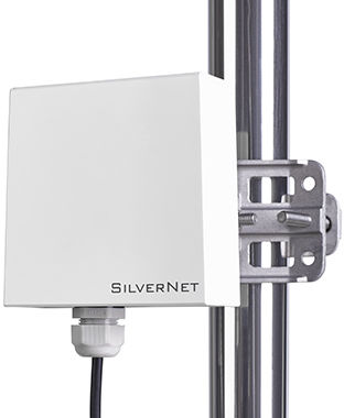 Silvernet POINT TO POINT RADIO LINK - 95mbps UP TO 1km LINK SIL PICO 95-PCP - eet01