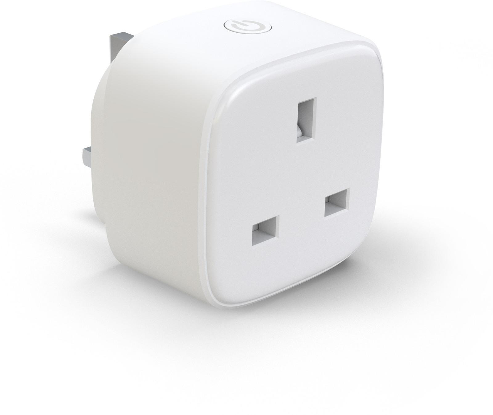 INNR Lighting 1x ZigBee3.0 Smart Plug Small footprint, on/off, UK SP 222 - eet01