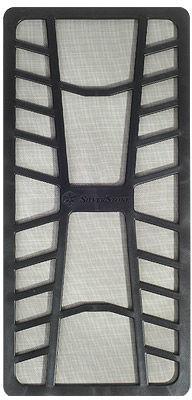 Silverstone FF142B 320x155mm FAN-filter  SST-FF142B - eet01