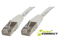MicroConnect SSTP CAT6 15M WHITE LSZH  SSTP615W - eet01