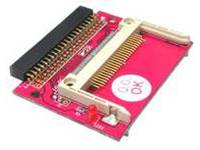 Lycom IDE-Duo CF Bridge Board (44Pin IDE Connector Mode) ST-317P4 - eet01