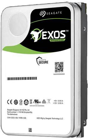 Seagate EXOS X14 12TB SATA35 7200RPM **New Retail** ST12000NM0008 - eet01