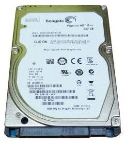 Seagate 320GB SATA300 2.5IN 5400RPM **Refurbished** ST9320328CS-RFB - eet01