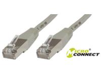 STP605 MicroConnect STP CAT6 5M GREY LSZH  - eet01