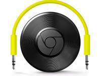 Google Google Chromecast Audio **New Retail** SUPG0004 - eet01