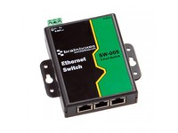 Brainboxes Ethernet Switch 5 ports Industrial Unmanaged SW-005 - eet01