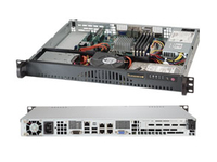 Supermicro 4-Core, Entry Web-Hosting, Intel Atom C2550, SYS-5018A-MLTN4 - eet01