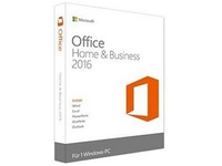 Microsoft Office Home and Business 2016 WIN DK medialess T5D-02422 - eet01
