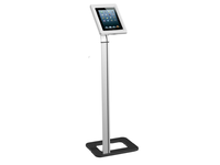 NewStar Tablet Floor Stand (universal for all tablets) TABLET-S100SILVER - eet01