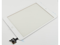 MicroSpareparts Mobile Touch panel assembly(with IC, Small parts) White TABX-MNI-WF-INT-3 - eet01