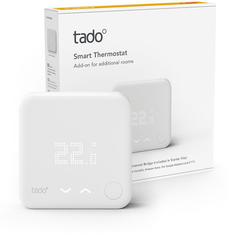 Tado Smart Thermostat  TAD-103106-C1 - eet01