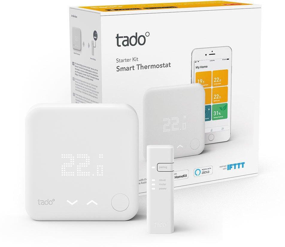 Tado Smart Thermostat Starter Kit V3+ TAD-103110-C1 - eet01