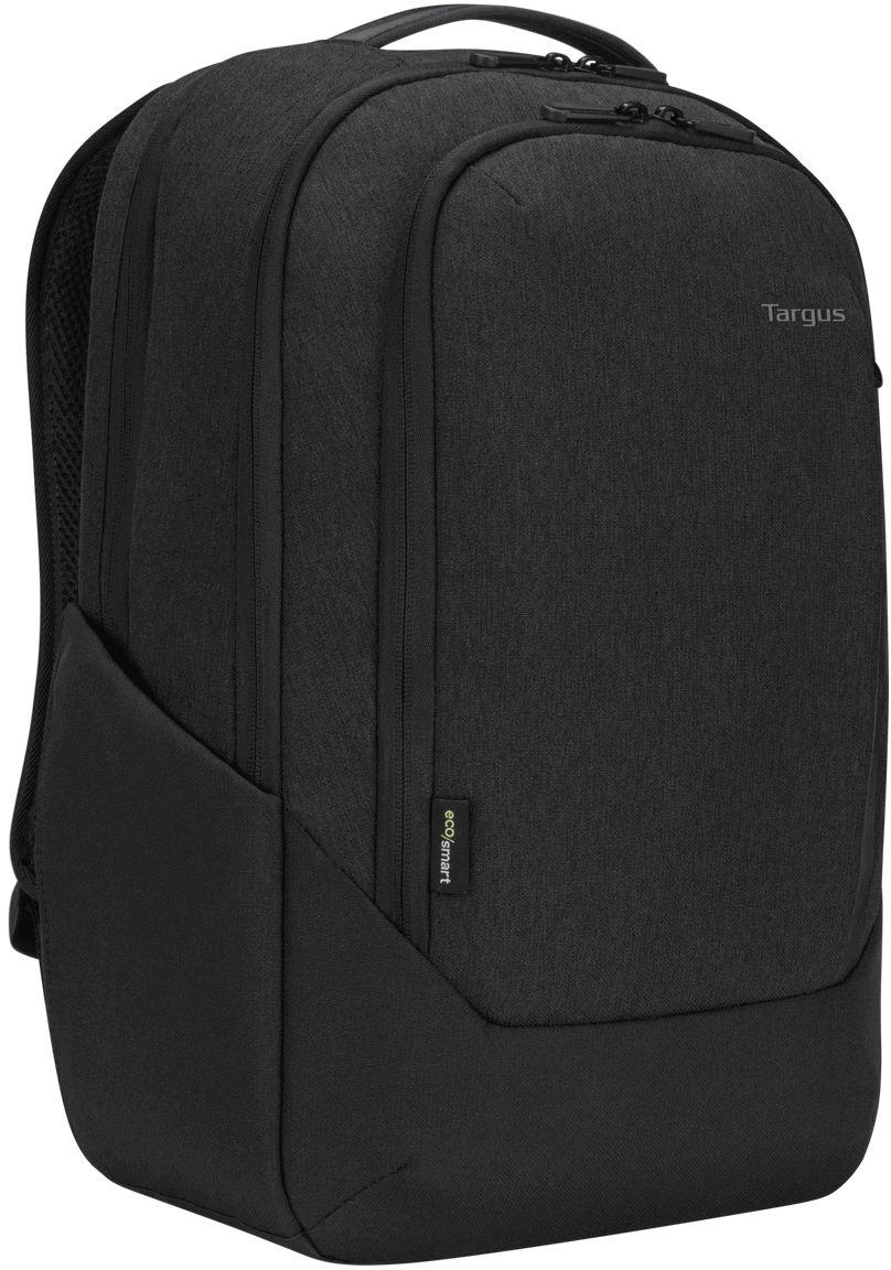 "Targus Cypress Eco Backpack 15.6"" Black ECO  300 TBB586GL - eet01"