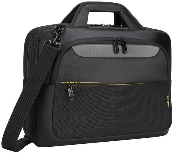 "Targus CityGear Topload, Black For 15-17.3"" Laptop TCG470GL - eet01"