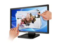 "ViewSonic 22"" 1080p LED Touch Monitor W/1920x1080, 2-points Touch, TD2220-2 - eet01"