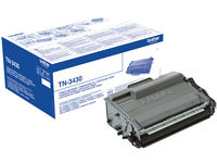 Brother TN3430 Toner Black Std  TN3430 - eet01