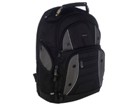 "Targus Drifter Backpack Black/Grey For 17"" Laptop TSB84404EU - eet01"