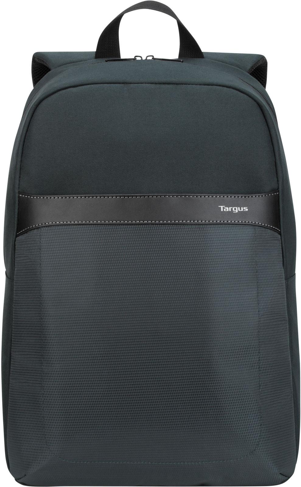 """Targus Geolite Essential 15.6"""" BackPack Black TSB96001GL - eet01"""