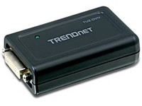 TrendNET USB to DVI/VGA Adapter  TU2-DVIV - eet01