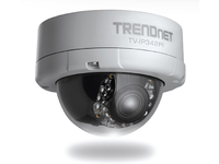 TrendNET Outdoor PoE 2MP Day/Night Dome Network TV-IP342PI - eet01
