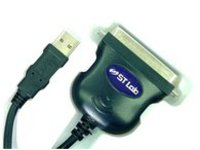 ST Labs USB to Parallel Cen36 Length 1.5m U-191 - eet01