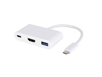 MicroConnect USB3.1C to USB 3.0/HDMI/USB3.1 HDMI Female/USB3.0A Female USB3.1CCOM2 - eet01