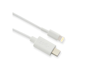 MicroConnect USB-C Lightning cable MFI 1M 8Pin Lightning-USB Type C Male USB3.1CL1 - eet01