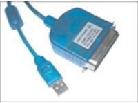 USBAC36 MicroConnect USB to Cen36 2m M - M USB to Parallell Conv. Cable - eet01