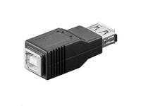 MicroConnect Adapter USB A - B F-F Female-Female USBAFBF - eet01