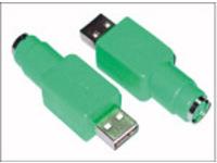 MicroConnect Adapter USB A - PS/2 M-F  USBAPS2F - eet01