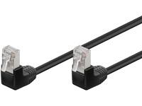 MicroConnect U/UTP CAT5e 5M Black PVC Unshielded Network Cable, UTP505BAA - eet01
