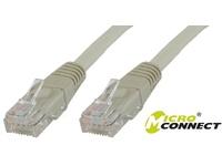 MicroConnect U/UTP CAT6 90M Grey LSZH Unshielded Network Cable, UTP690 - eet01