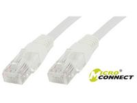 MicroConnect UTP CAT6a Cable 3M White LSZH  UTP6A03W - eet01