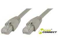 MicroConnect U/UTP CAT6A 30M Grey LSZH Unshielded Network Cable, UTP6A30 - eet01