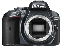 Nikon D5300 Body Red 24.2 Mpix  VBA371AE - eet01