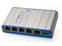 VCS-4P1 Veracity CAMSWITCH 4 Plus 802 . 3AT PoE Network Switch - eet01