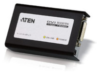 Aten CAT5 DVI Booster up to 50m, Support HDTV resolution of VE560-AT-G - eet01