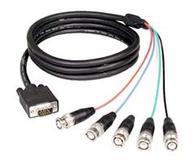 MicroConnect VGA-RGB HD15/5XBNC M/M 2M HD15-M TO 5XBNC 2M VGA5BNC - eet01