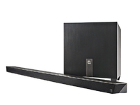 Definitive Technology W Studio Micro Ultra-Slim 3.1 Wireless Sound Bar & Music VGBD-A - eet01