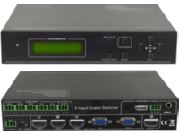 VivoLink Scaler switcher, Auto, A/V In 3xHDMI 2xVGA, out HDMI VL120003 - eet01