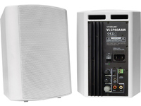 Vivolink 2 Active Speakers, White. 2x Active Speakers 2 x 30W VLSP60AAW-C2 - eet01