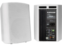 "Vivolink Active Speaker Set, White. 2x30W, 5,25"", Standby function VLSP60AW-C1 - eet01"