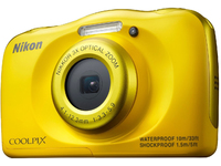 Nikon COOLPIX S33 yellow  VNA853E1 - eet01
