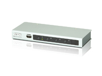 Aten 4 Port HDMI aud/vid Switch With IR Remote Control VS481B-AT-G - eet01