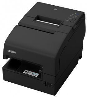 Epson Epson TM-H6000V-214P1:  Serial, MICR, Black, PSU, EU  W125644973 - eet01