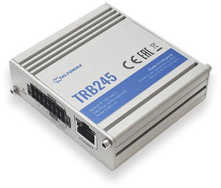 Teltonika TRB245 INDUSTRIAL M2M LTE CAT  4 GATEWAY TRB245000000, 150  W125727569 - eet01