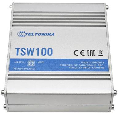 Teltonika 5-port, unmanaged full  Gigabit Ethernet switch  W125752859 - eet01