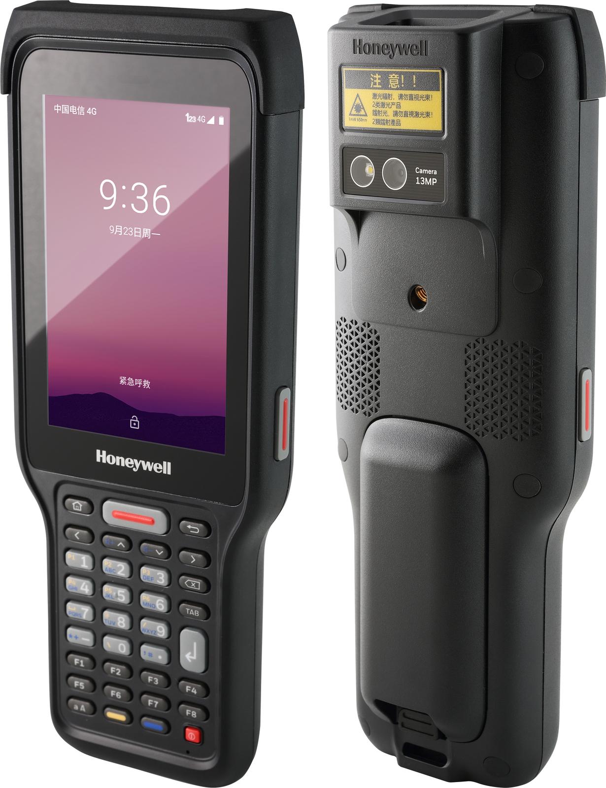 Honeywell EDA61K, Numeric Keypad, WLAN,  3G/32G, EX20 scan engine, 4  W125766207 - eet01